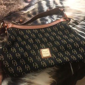 dooney and bourke bag/purse/satchel/shoulder bag